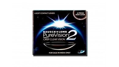 PureVision2 Monthly Disposable (6 Lens Per Box)