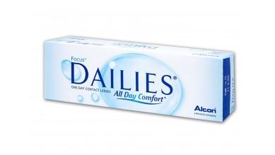 Focus Dailies Daily Disposable (30 Lens Per Box)