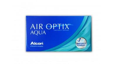 Air Optix Aqua Monthly Disposable (6 Lens Per Box)