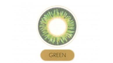 Lacelle Premium Monthly Disposable (2 Lens Box) Green