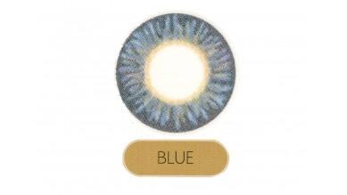Lacelle Premium Monthly Disposable (2 Lens Box) Blue