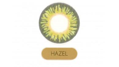 Lacelle Premium Monthly Disposable (2 Lens Box) Hazel