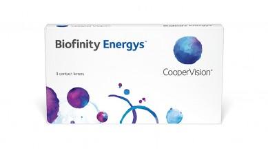 Biofinity Energys Monthly Disposable (3 Lens Per Box)