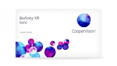 Biofinity XR Toric Monthly Disposable (3 Lens Per Box)