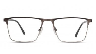 Metal Rectangle Copper Eyeglass (Large)