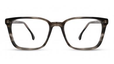 Acetate Rectangle DA-Grey Eyeglass (Medium)