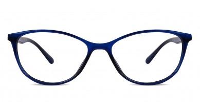 TR90 Cat-Eye Blue Eyeglass (Medium)