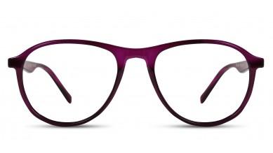 TR90 Aviator Purple Eyeglass (Medium)
