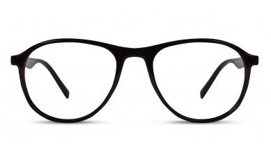 TR90 Aviator Black-Wine Eyeglass (Medium)