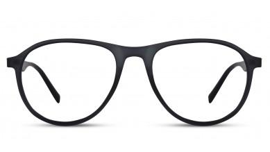 TR90 Aviator Grey-Black Eyeglass (Medium)