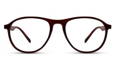 TR90 Aviator Brown Eyeglass (Medium)