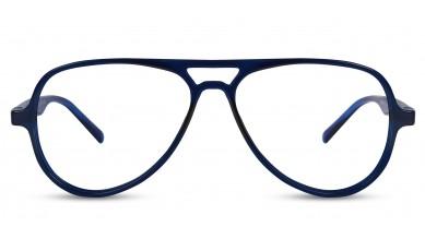 TR90 Aviator Blue Eyeglass (Medium)